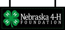 Nebraska 4-H Foundation Logo