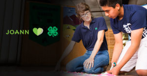 Joann Fabric and 4-H